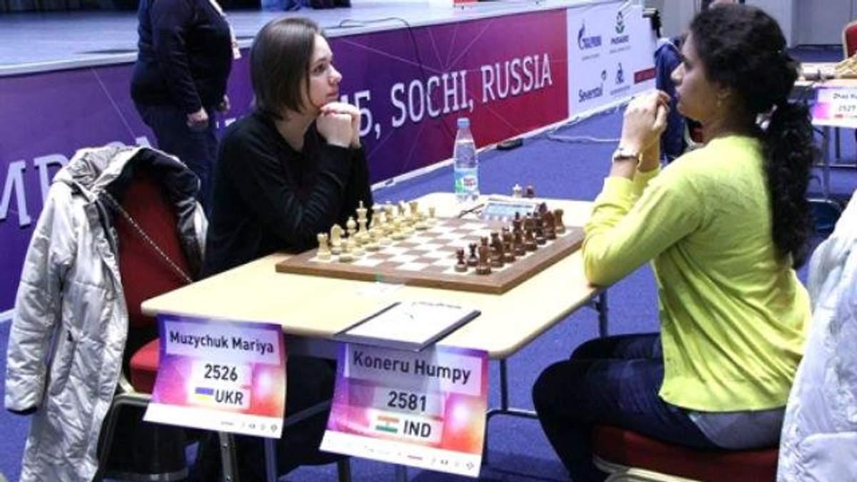 Финал Чемпионата мира по шахматам среди женщин пройдет во Львове