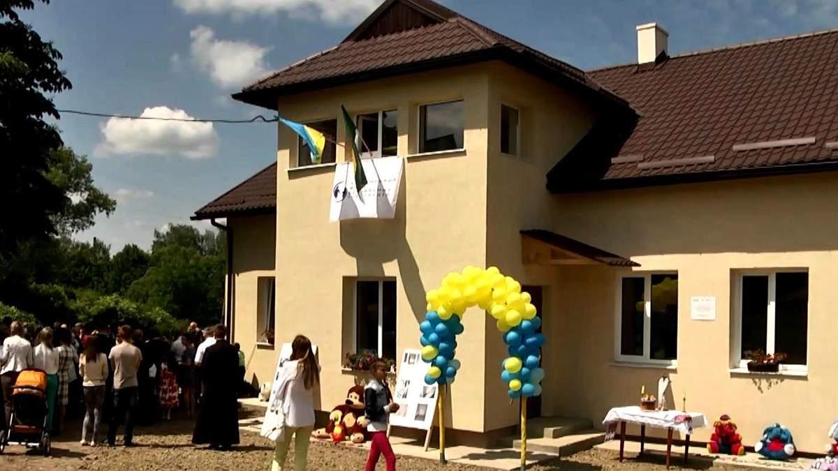 Свято для малечі: модернізований дитячий садочок отримали діти на Львівщині