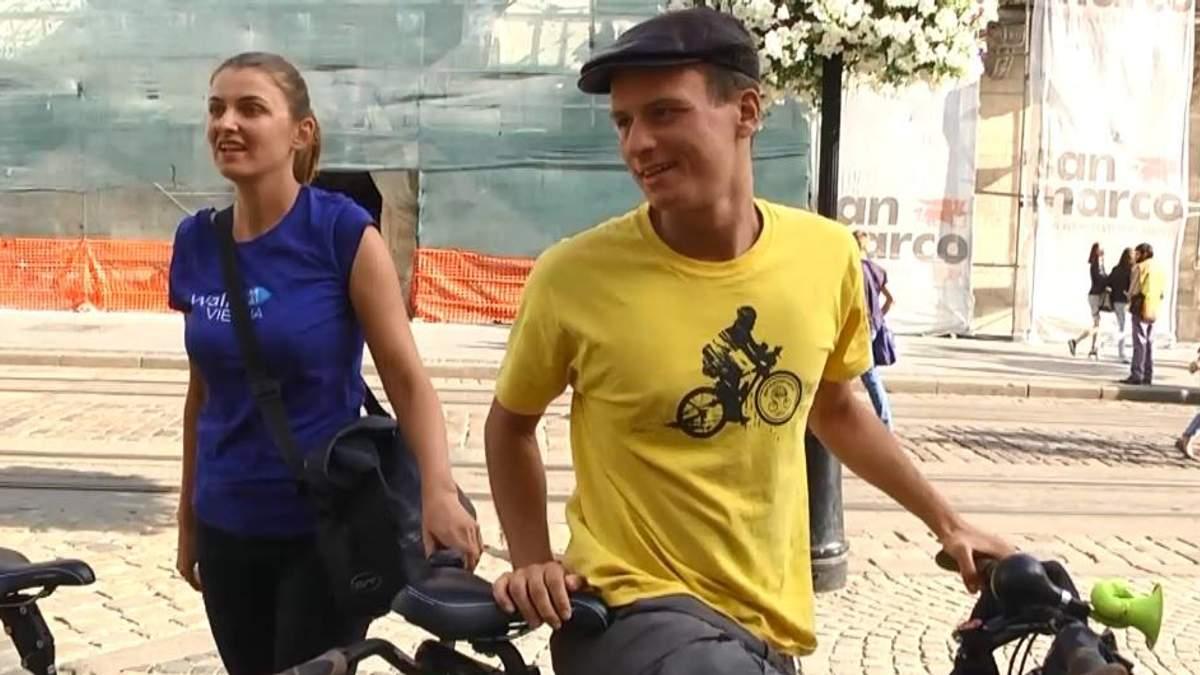 Венские урбанисты с необычной экспедицией добрались до Украины