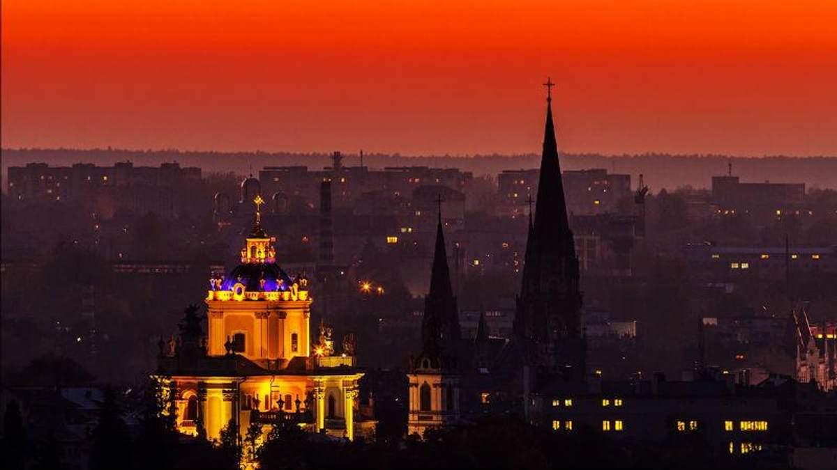Ніч у Львові: що очікує на туристів під час незвичного фестивалю