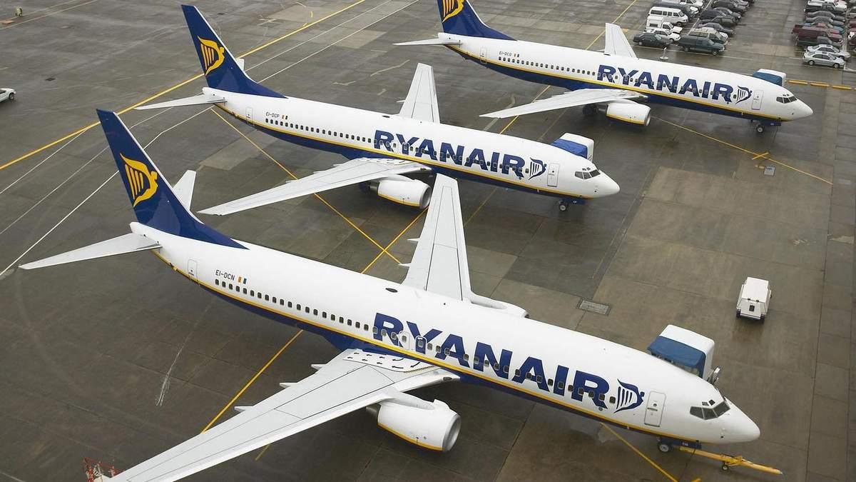 Ryanair Ukraine 2017: Ryanair зупинив продаж квитків в Україну
