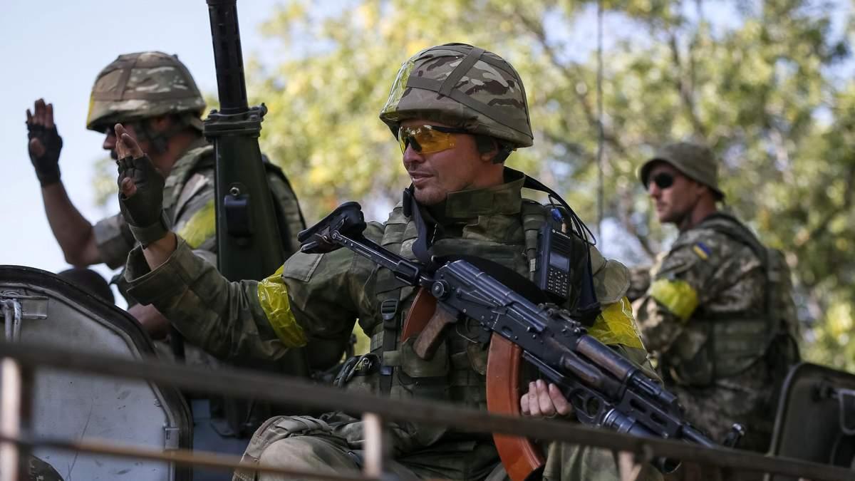 Повернулися додому: 24 бригаду відправили на ротацію