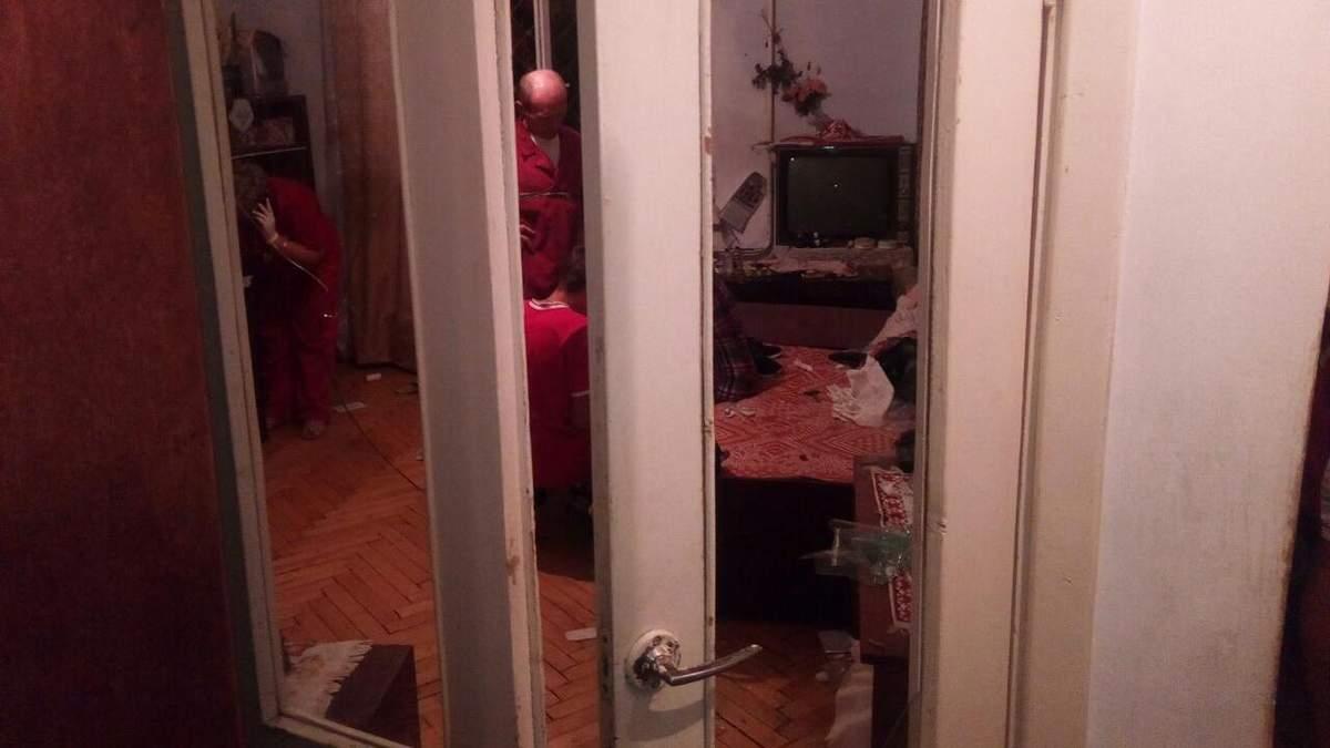 Взрыв произошел в многоэтажке во Львове: есть пострадавшая