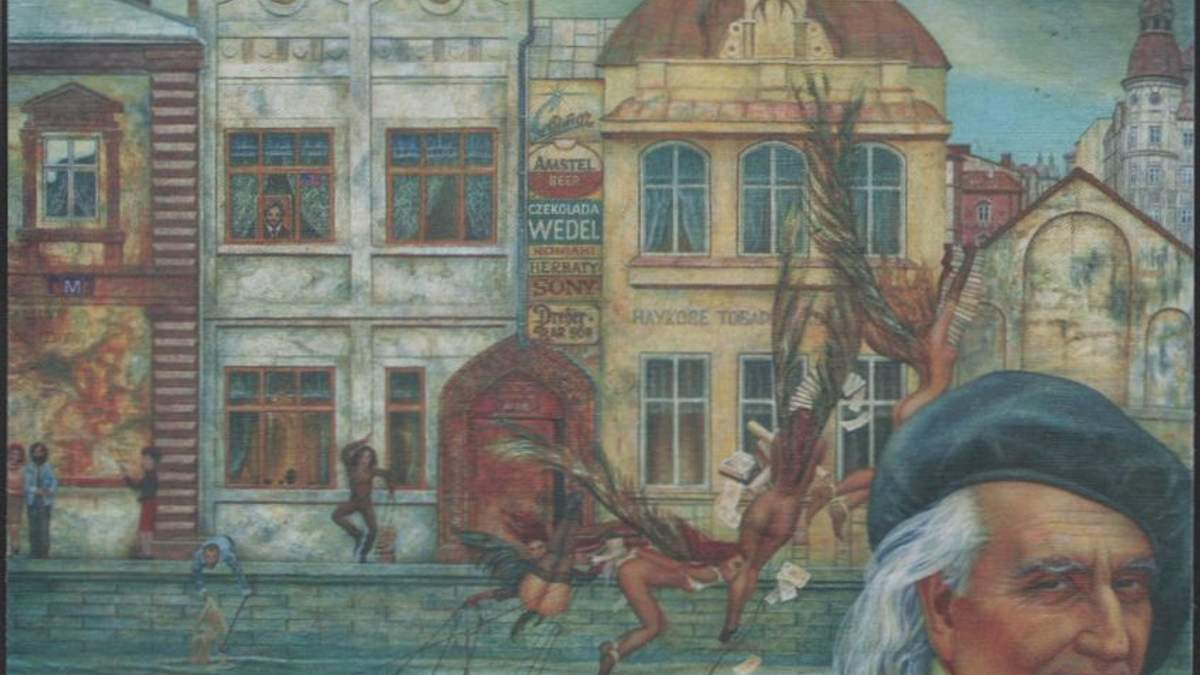 У Львові відкрилася виставка художника Юрка Коха