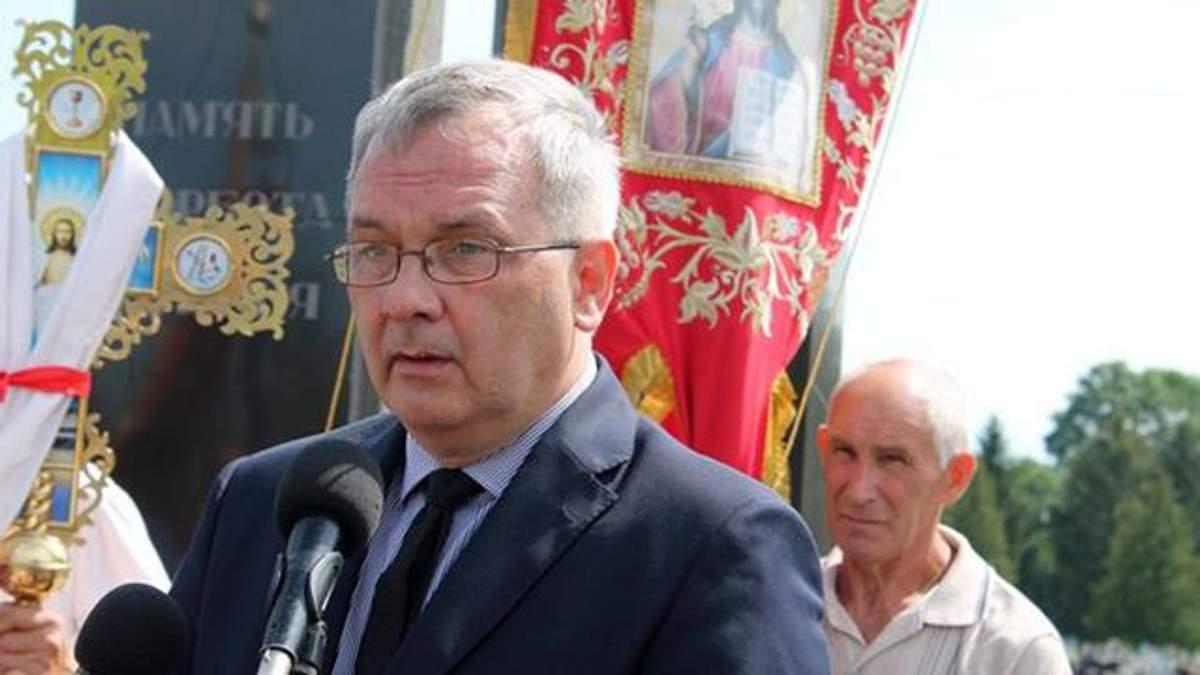 Віце-консул Польщі зробив провокаційну антиукраїнську заяву