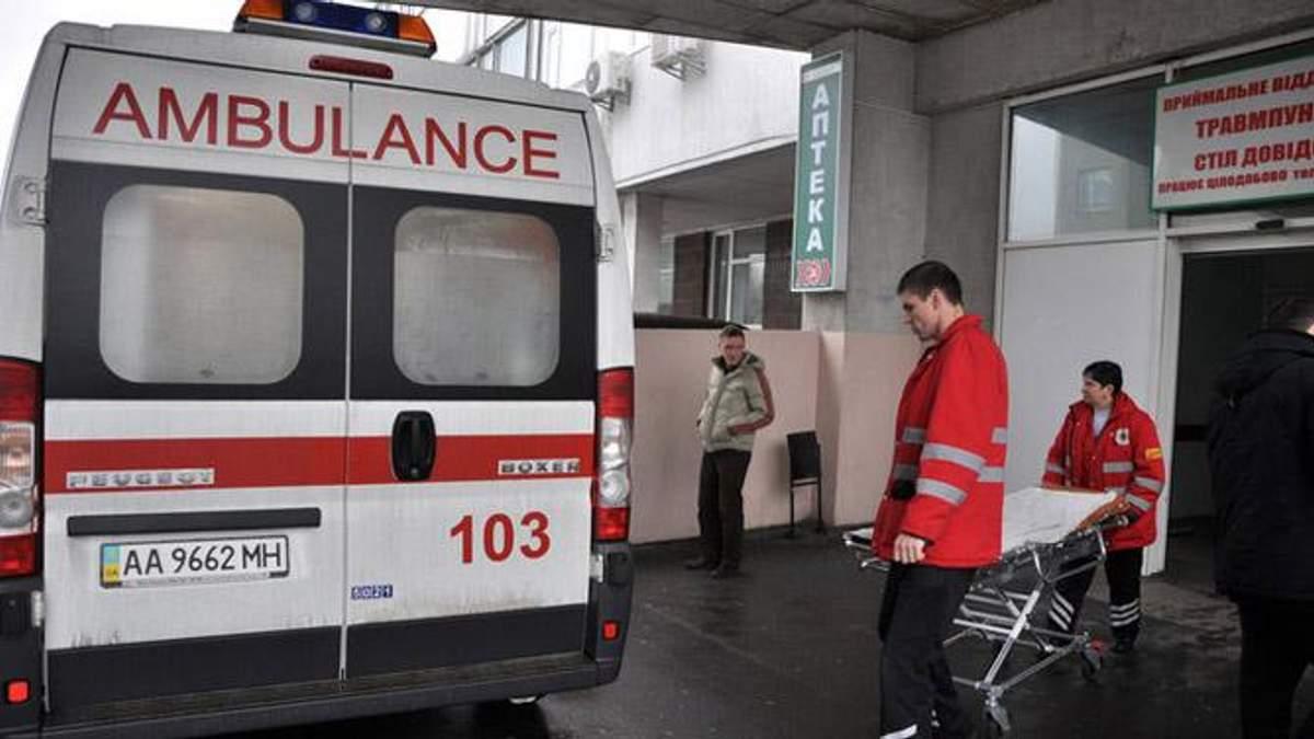 На Львівщині сталася серйозна аварія за участю іноземців