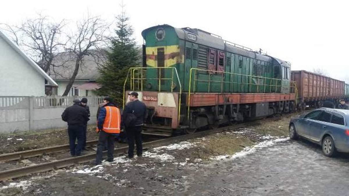 Помер 12-літній хлопчик, якого на Львівщині збив поїзд