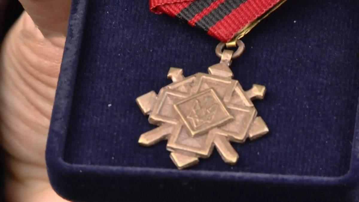 Награды, которые не успели получить бойцы УПА, вручили их потомкам