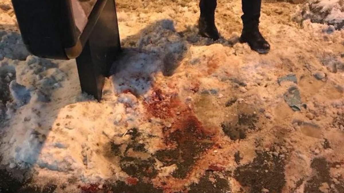 Девушка устроила резню в центре Львова, – соцсети