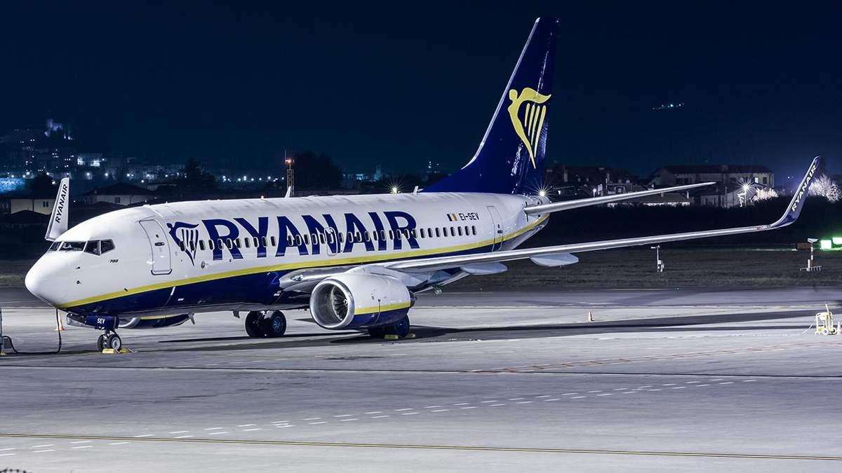Ryanair возвращается: стало известно, когда и куда будет летать лоукостер с Украины
