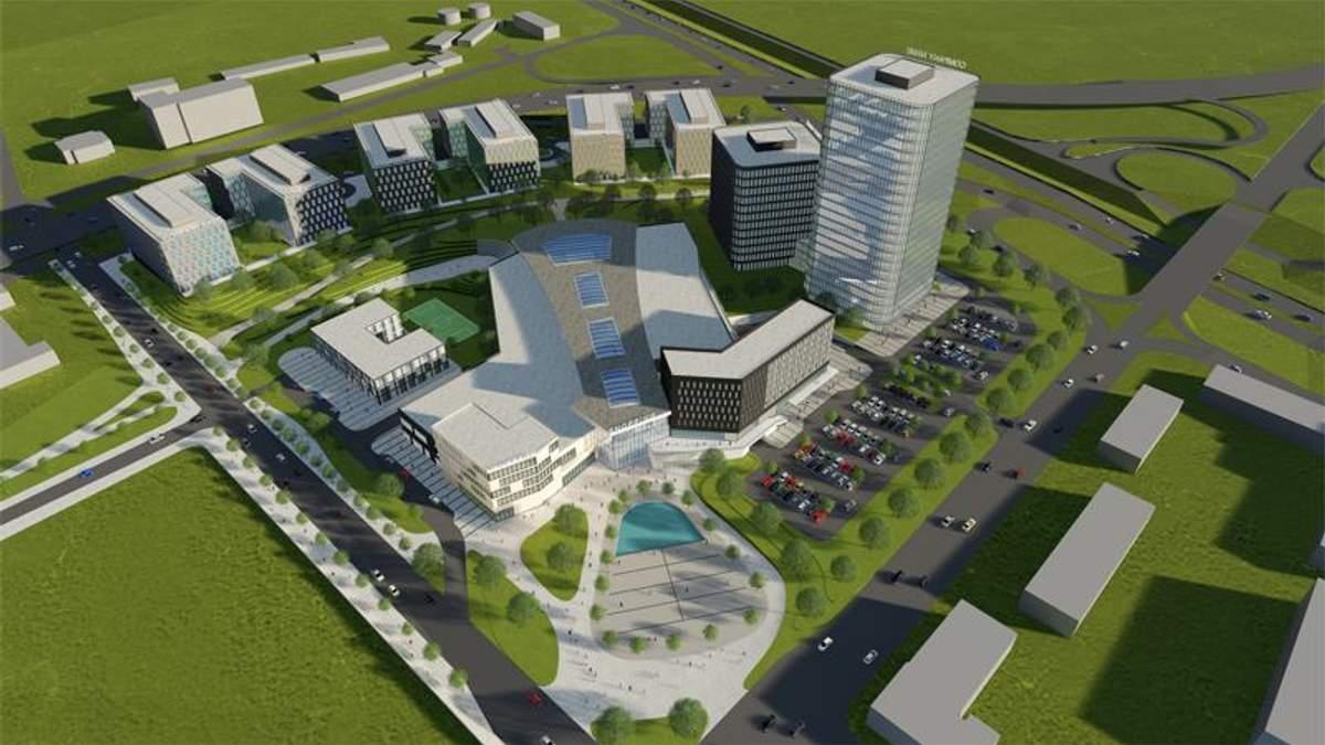 Садовый анонсировал строительство крупнейшего в Украине  IT-парка