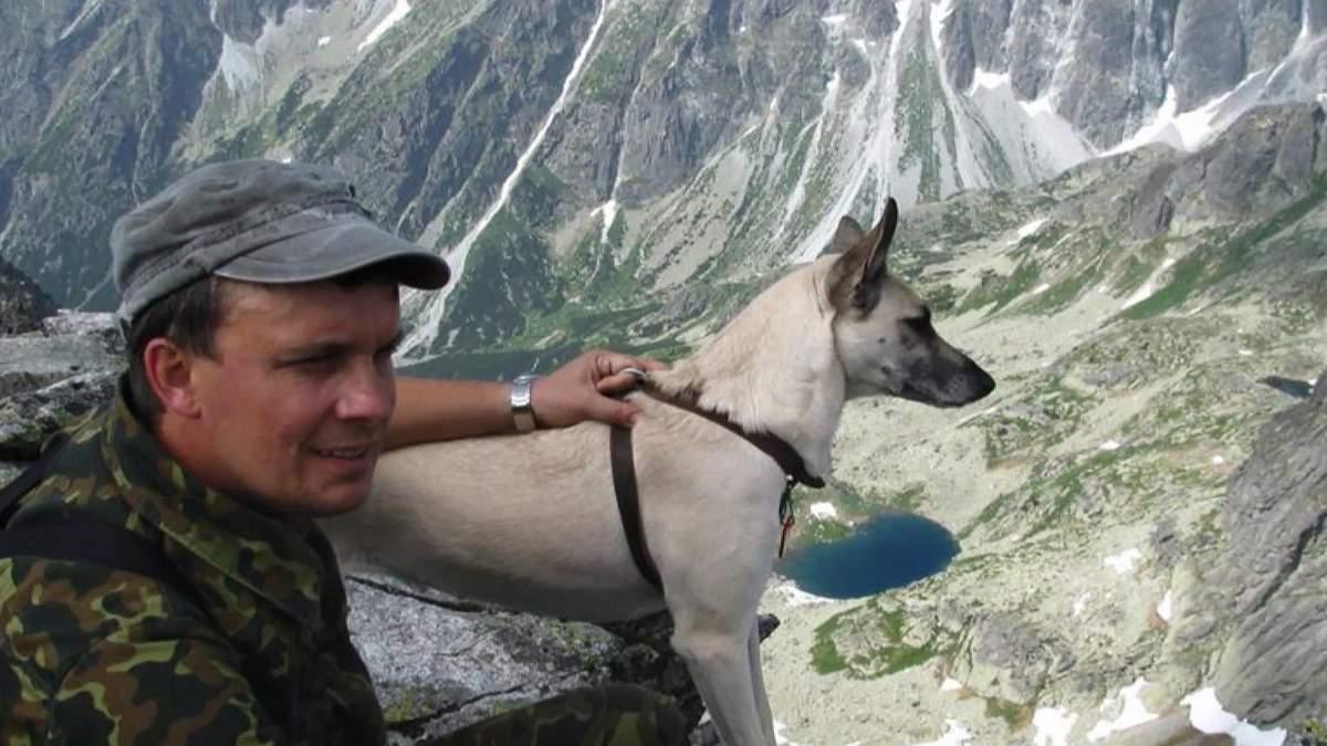 У Львові живе собака, якій вдалось помандрувати 14-ма країнами Європи