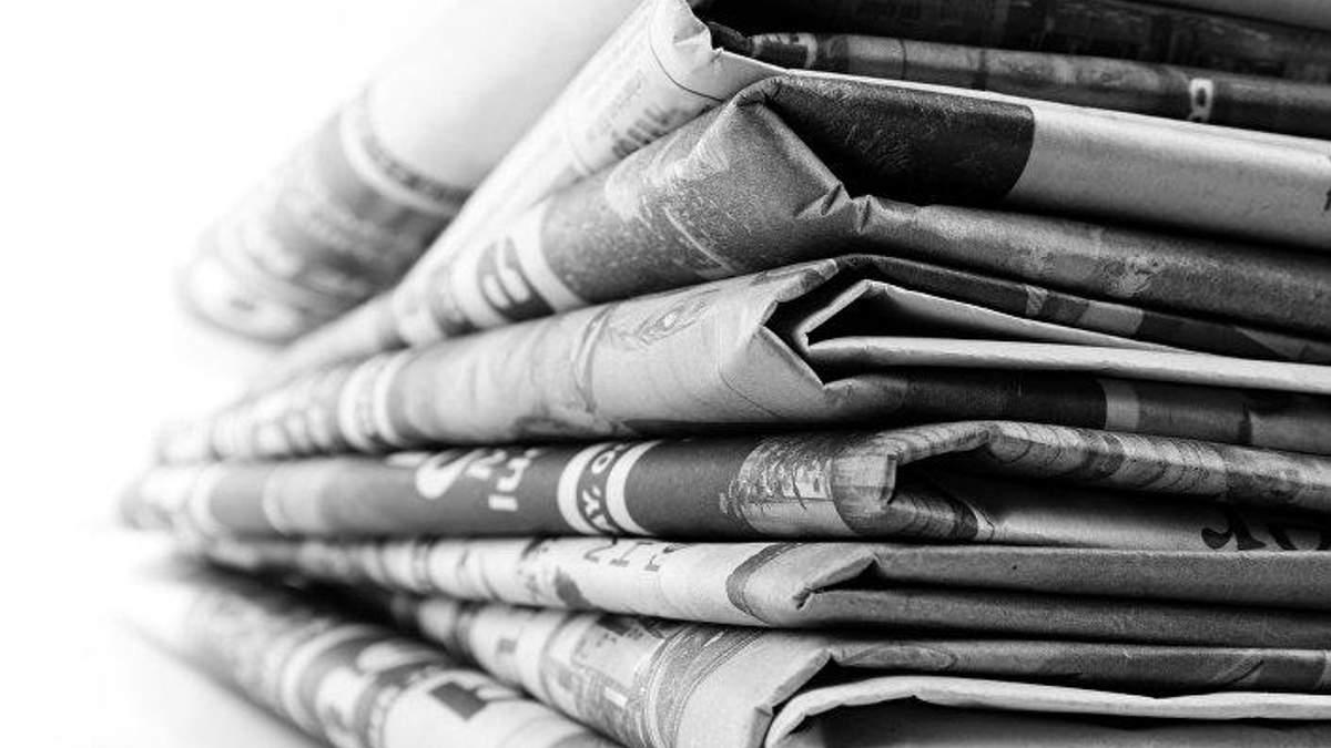 Какой процент прессы на украинском языке продают в киосках: впечатляющая статистика