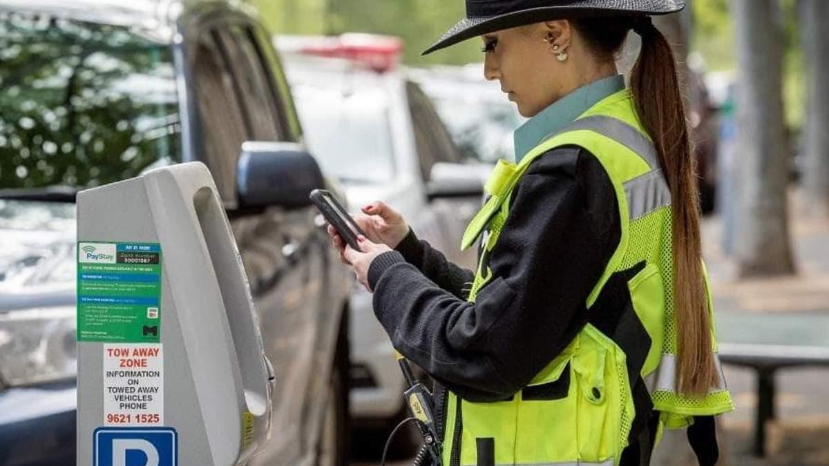 Штрафи наближаються: з 1 листопада в Україні з'являться інспектори з паркування