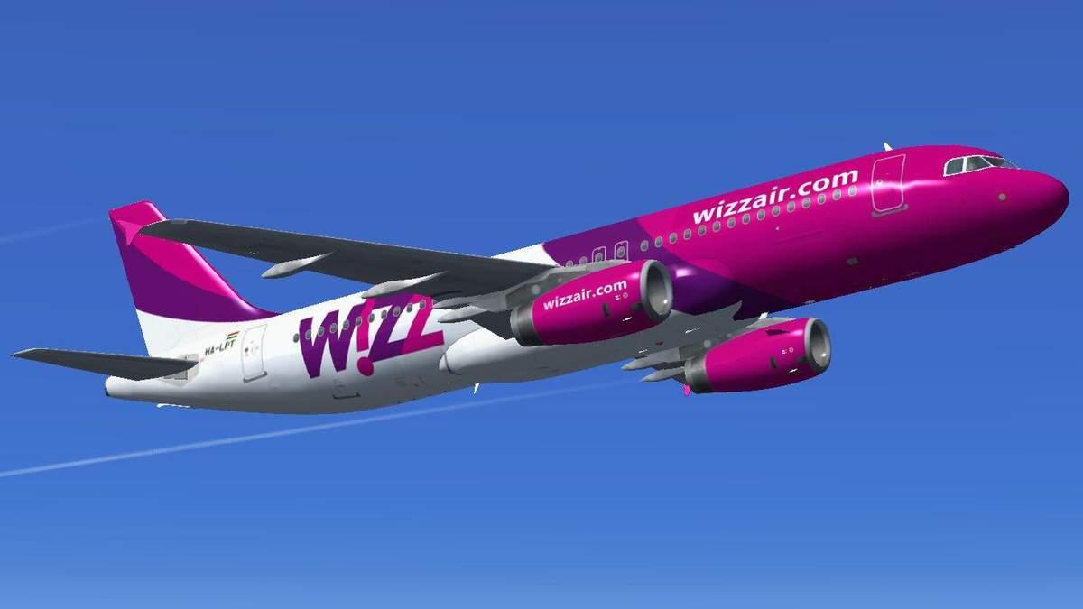 Wizz Air починає польоти до шести європейських міст