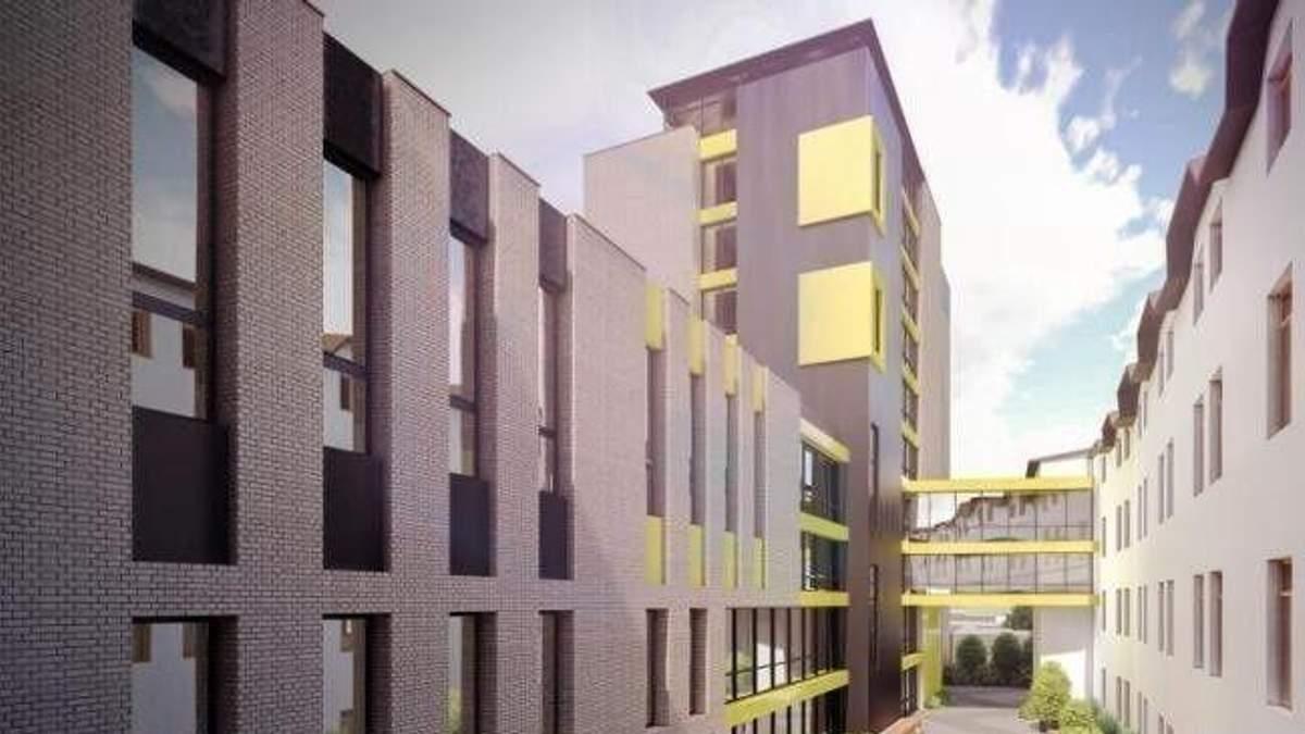 Проект IT-кампуса во Львове