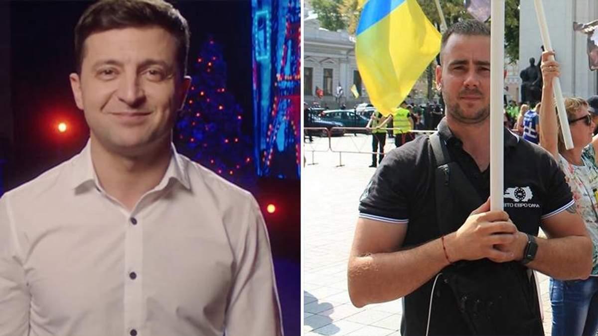 Главные новости 1 января: Зеленский идет в президенты, в Запорожье избили активиста