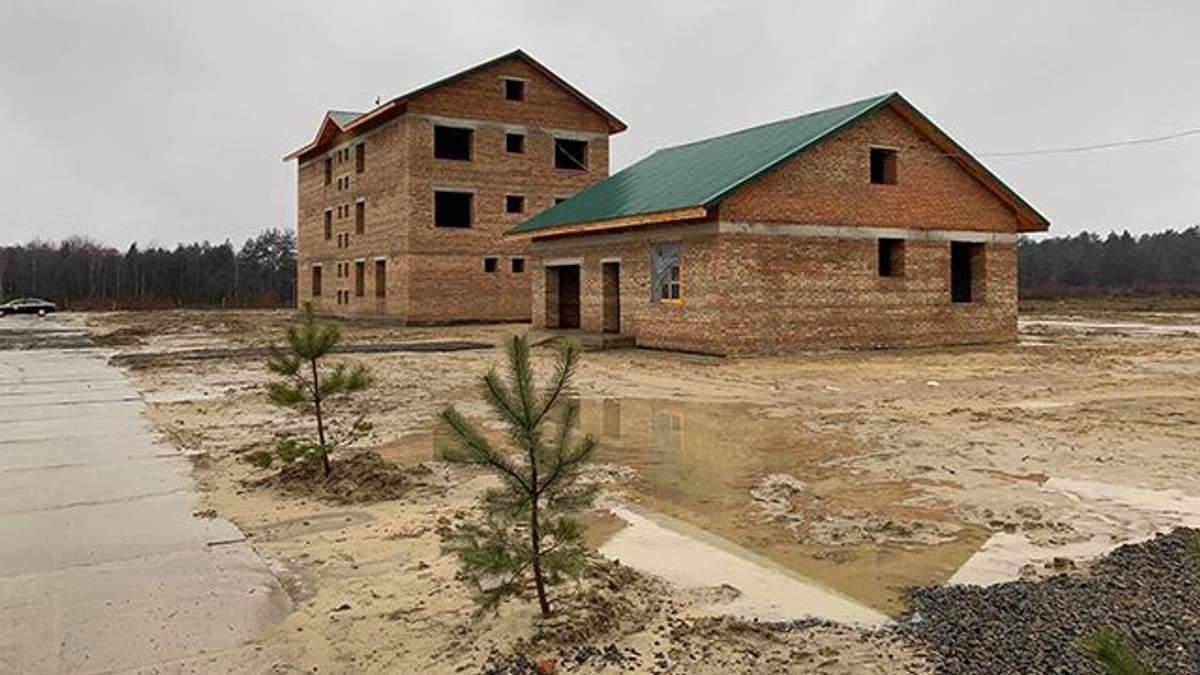 Для украинских военных построили комплекс, в котором будут имитировать бои в населенном пункте