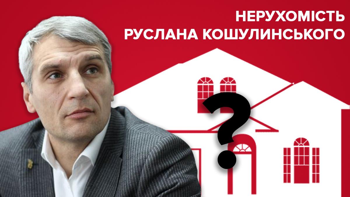 Нерухомість Руслана Кошулинського - маєтки кандидата в президенти України 2019