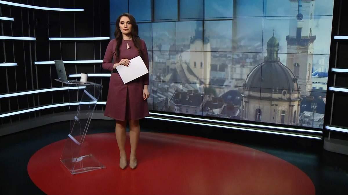 Выпуск новостей за 12:00: Штормовое предупреждение на Львовщине. Переход в ПЦУ