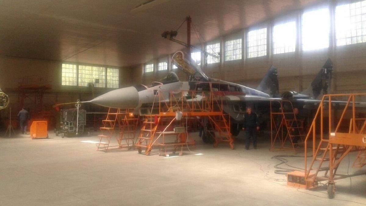 Львівський авіаційний завод оновлять для ремонту військової авіації