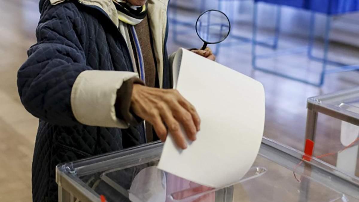 Після голосування на виборах у Львові помер чоловік