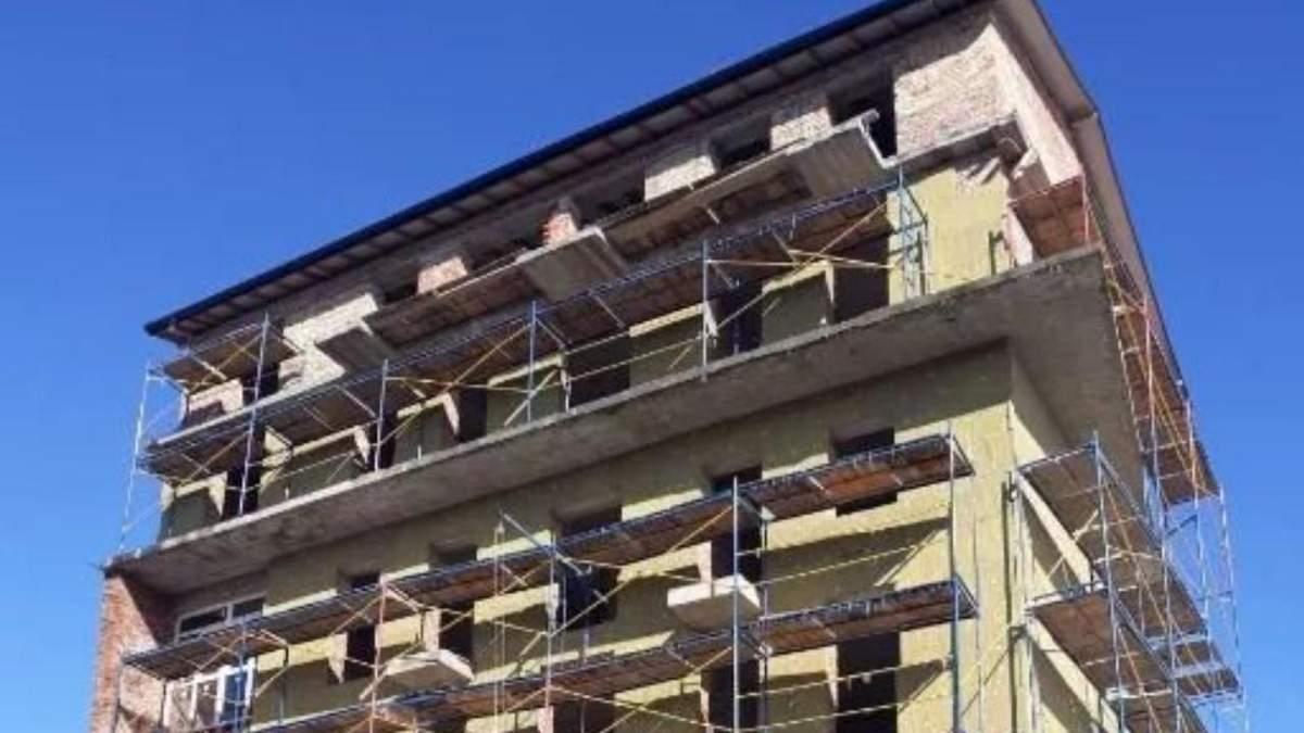 У Львові можуть знести ще одну багатоповерхівку