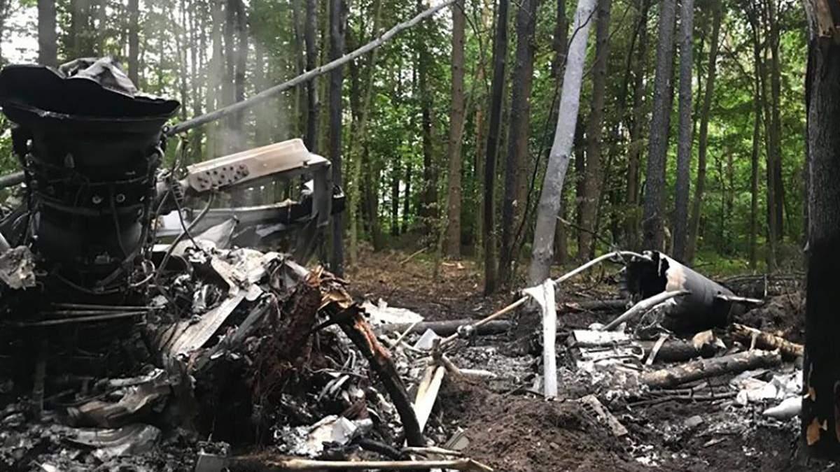 Через загибель екіпажу військового вертольота Мі-8, на Львівщині оголосили траур