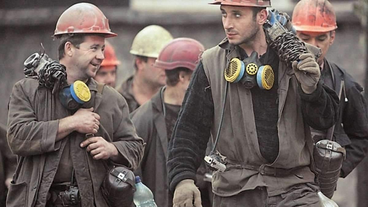 Шахтарям, які страйкують на Львівщині, виплатять заборговані зарплати