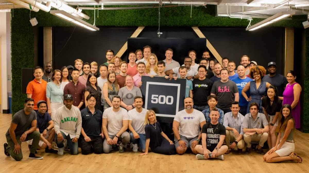 Стартап Newoldstamp у програмі 500 Startups.