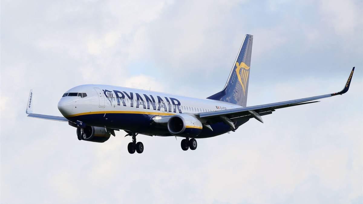 Ryanair вслід за Wizzair запускає дешеві рейси між Львовом та Будапештом