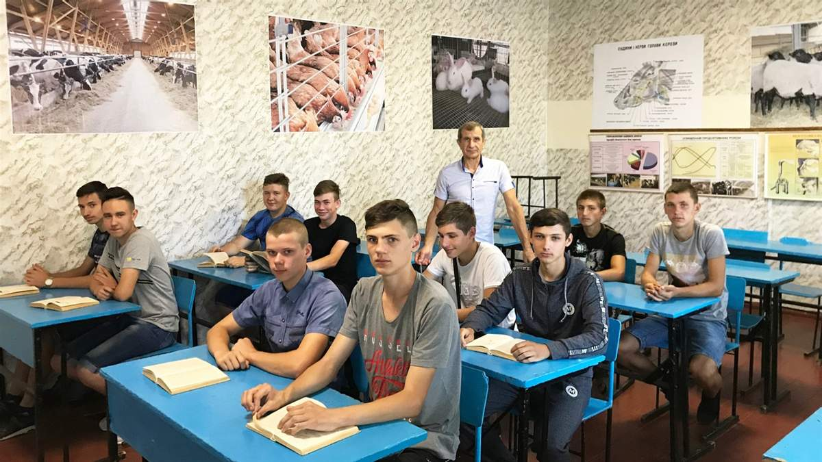 Інцидент стався в училищі на Львівщині