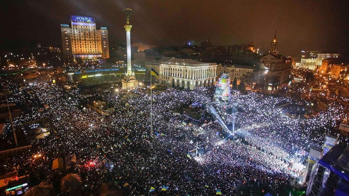 День Достоинства и Свободы 2019: мероприятия 21 ноября – Киев, Львов