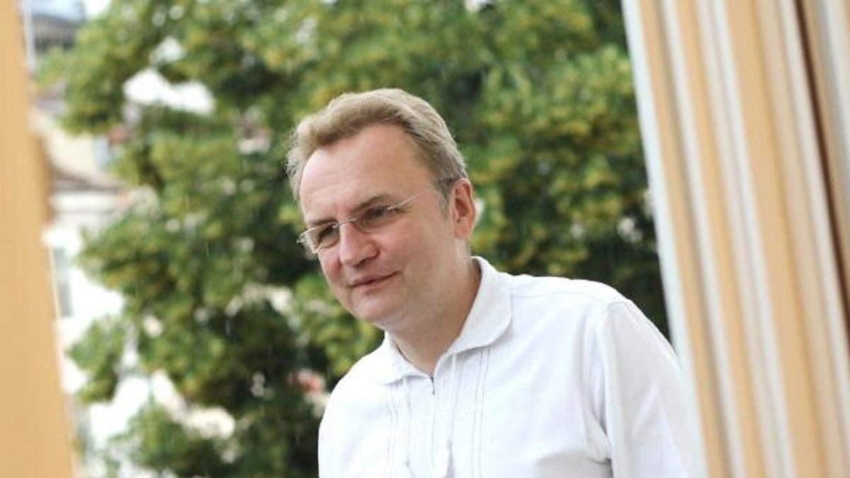 Прокурори САП вручили підозру Андрію Садовому