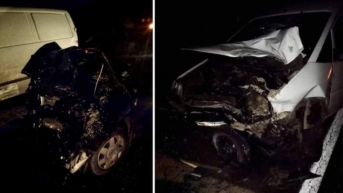 На Львівщині авто врізалося в групу, яка оформляла ДТП: загинув свідок