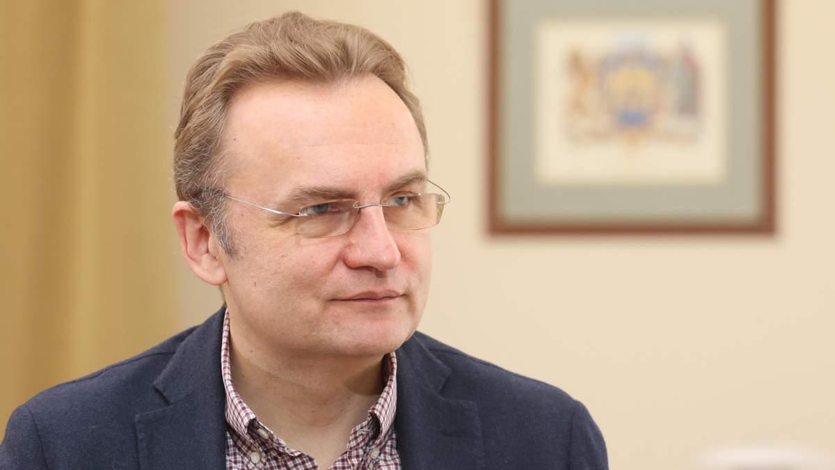 Мэр Львова Садовый подал апелляцию на решение ВАКС касательно залога в 1,5 миллиона гривен