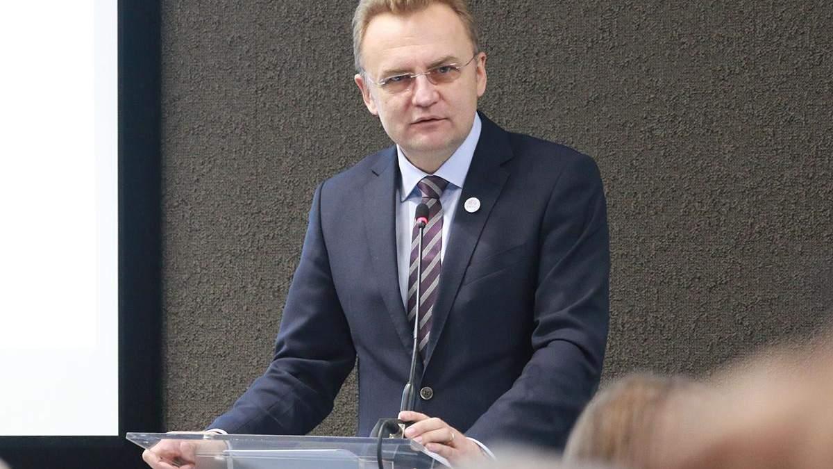 Суд над Садовым – суд рассмотрел апелляцию на меру пресечения