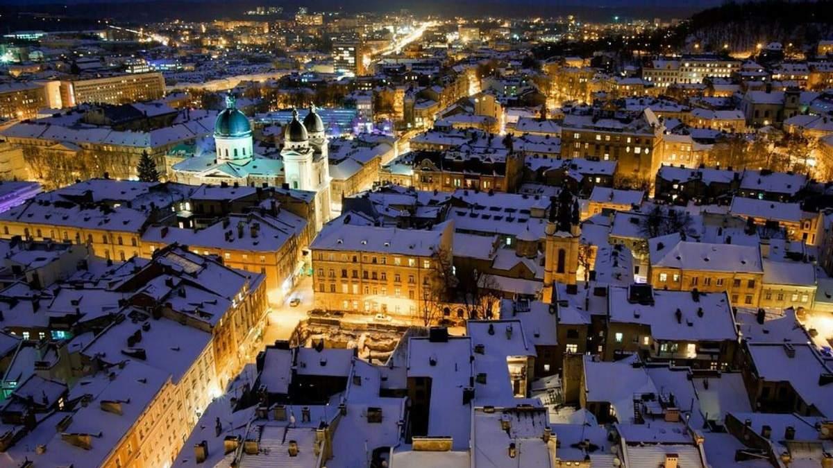 Як можна розважитися у Львові на Різдво