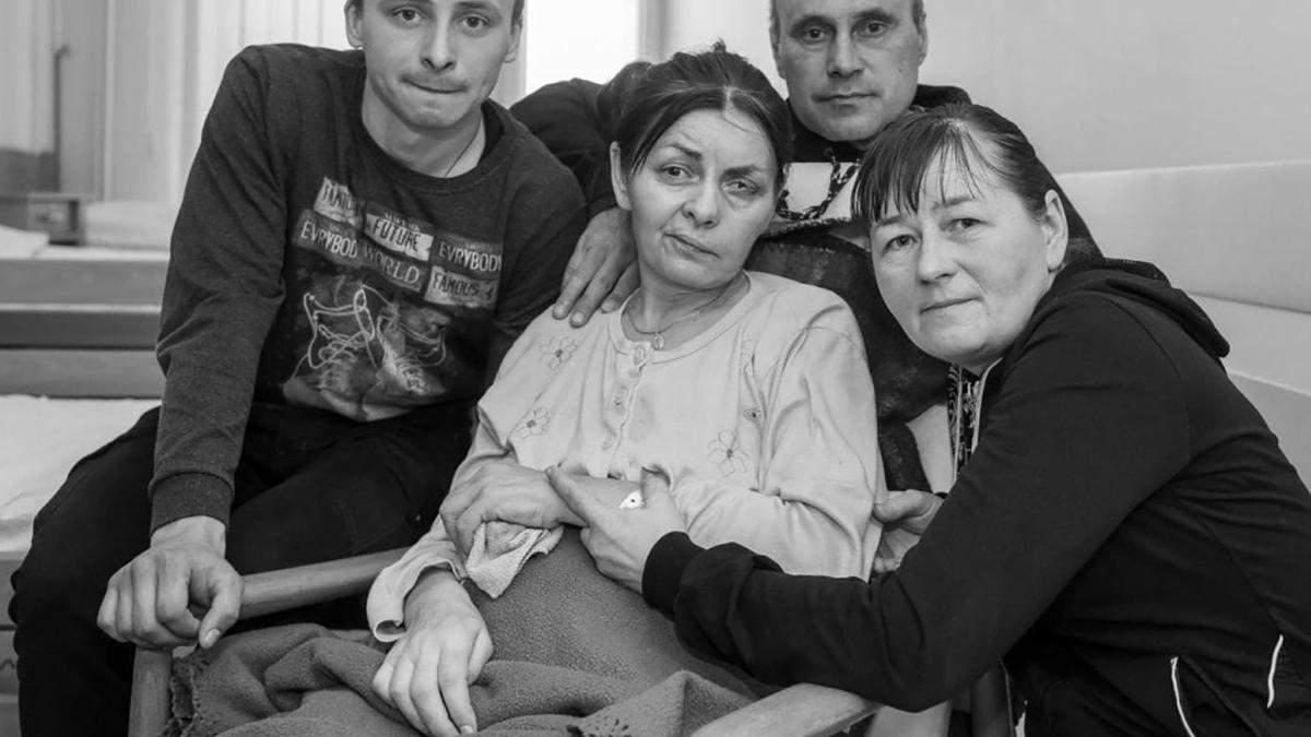 Померла українка Оксана Харченко, яку з інсультом кинув на вулиці роботодавець у Польщі