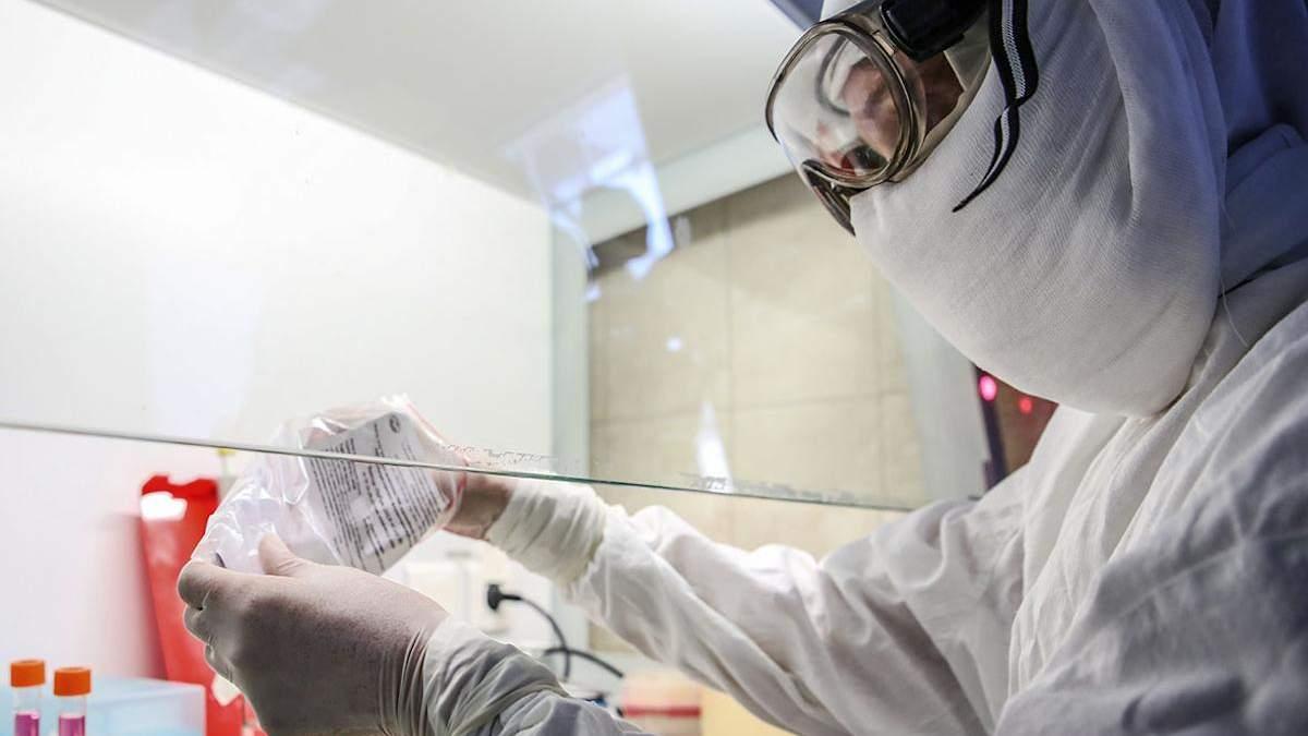 Коронавірус підтвердили у третьої людини на Львівщині