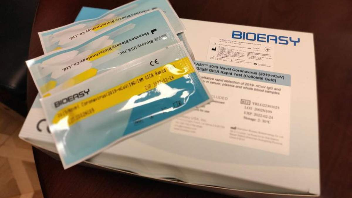 На Львовщине введут массовое тестирование на COVID-19: с кого начнут