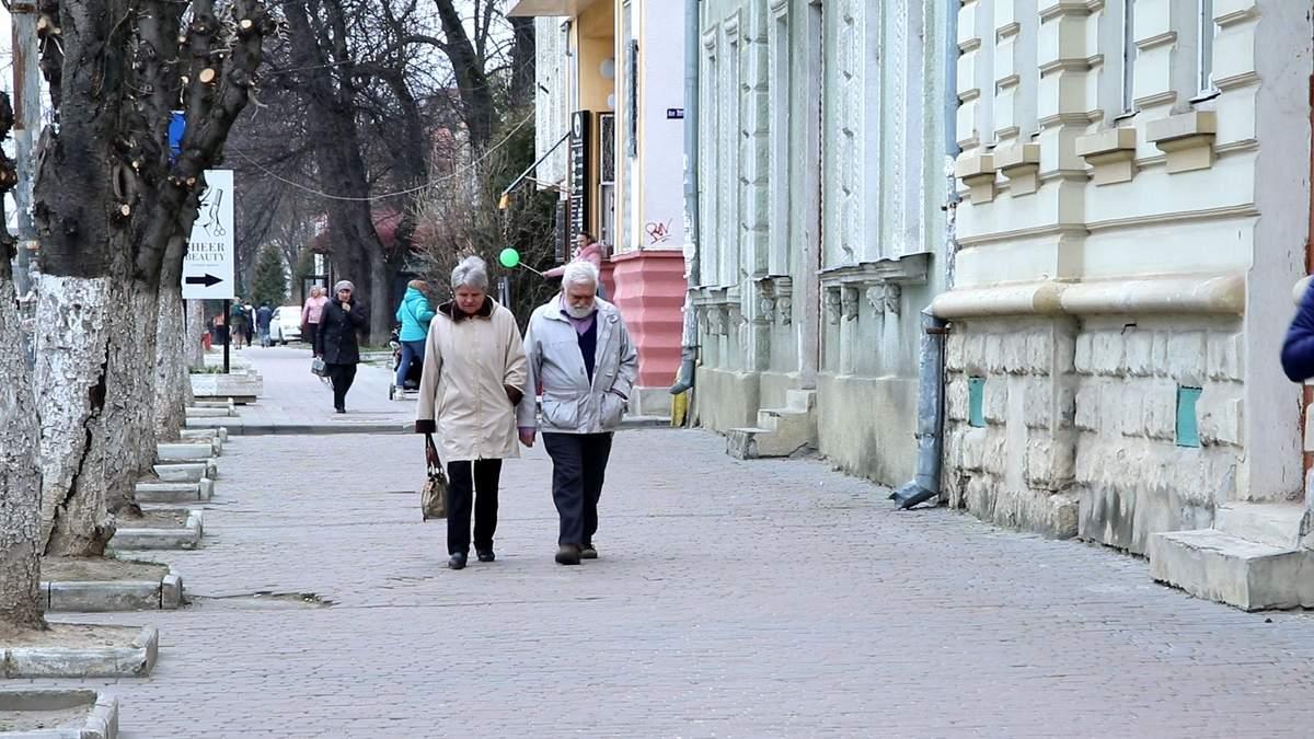 Карантин во Львове