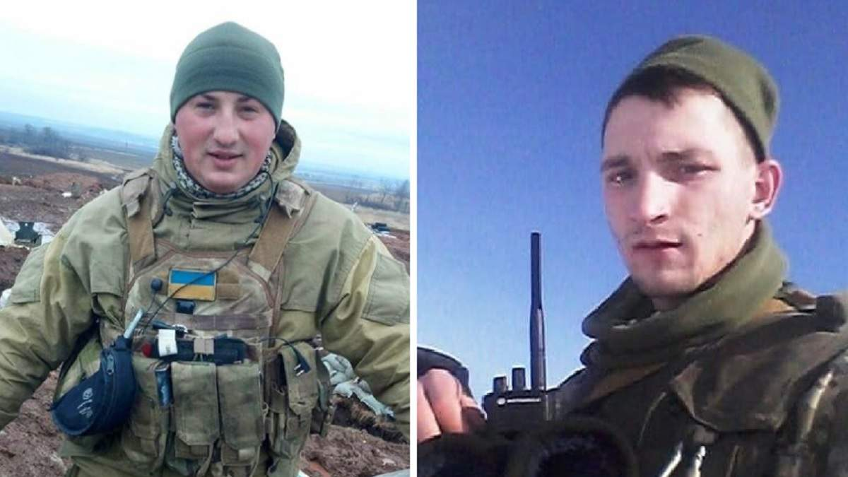 Зліва – Андрій Супріган, справа – Олександр Карпика