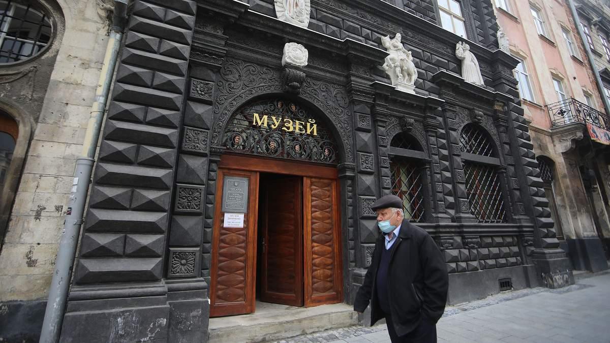 У Львові розробили 5 етапів виходу культури з карантину