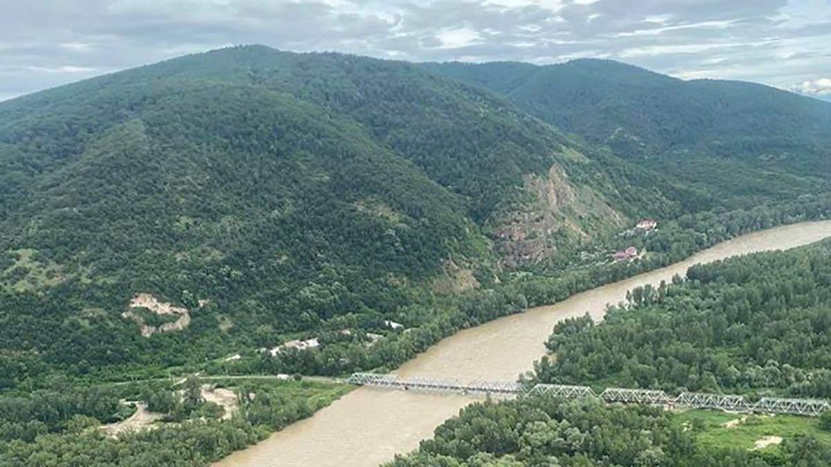 Негода на Заході України: у яких річках прогнозують підйом води