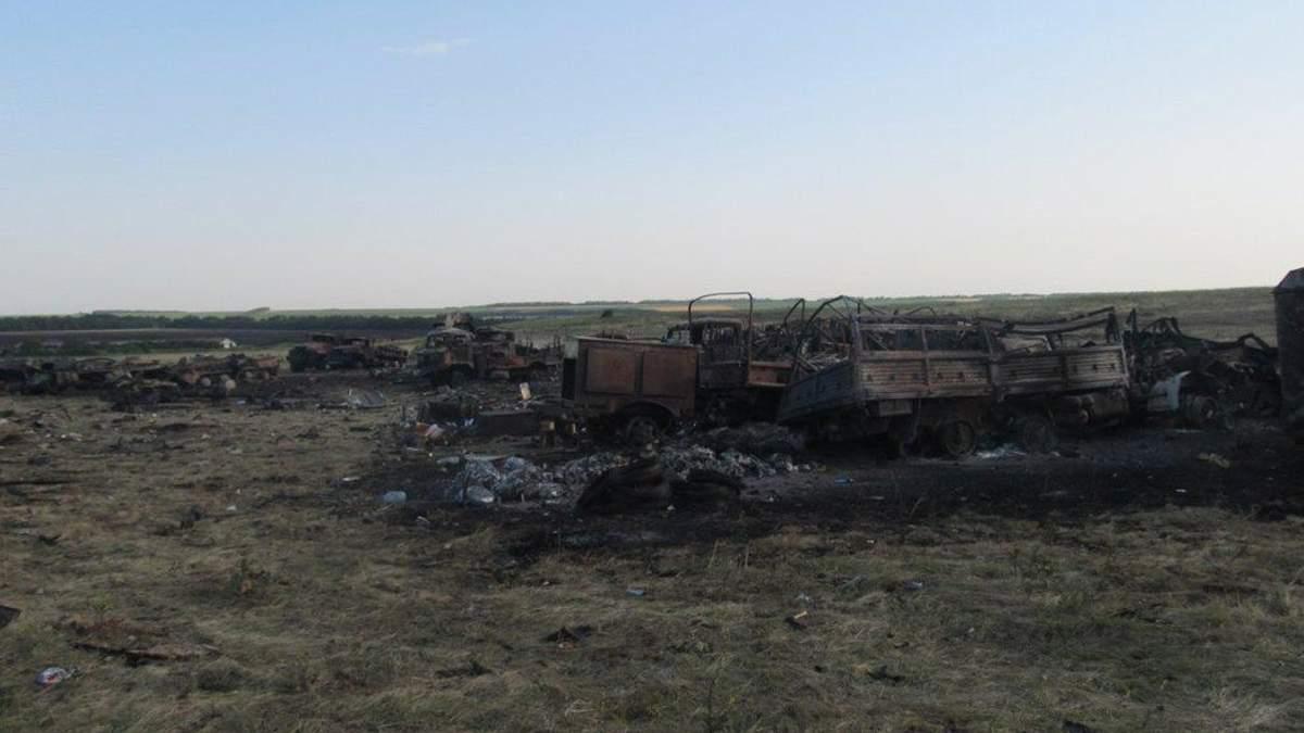 Годовщина трагедии под Зеленопольем 11 июля 2014: что известно