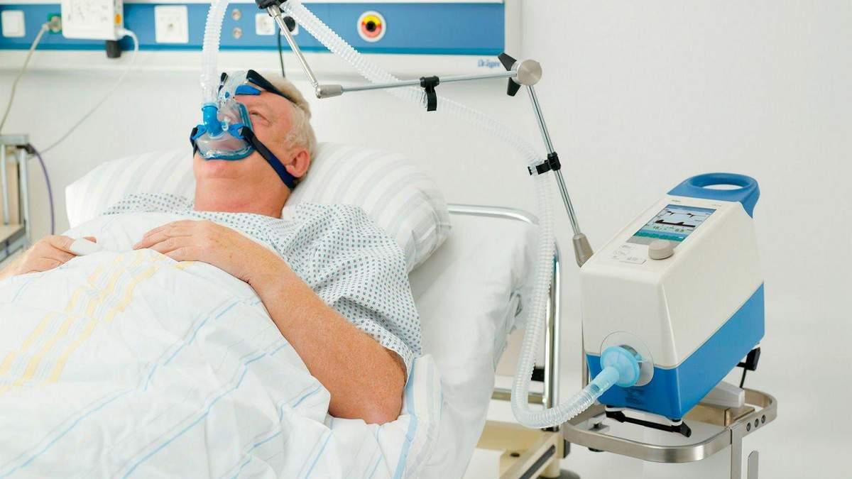 Завантаженість нерівномірна: в яких регіонах лікарні найбільше заповнені через COVID-19