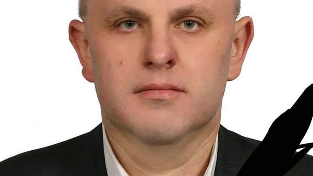 От COVID-19 умер львовский активист Роман Скира