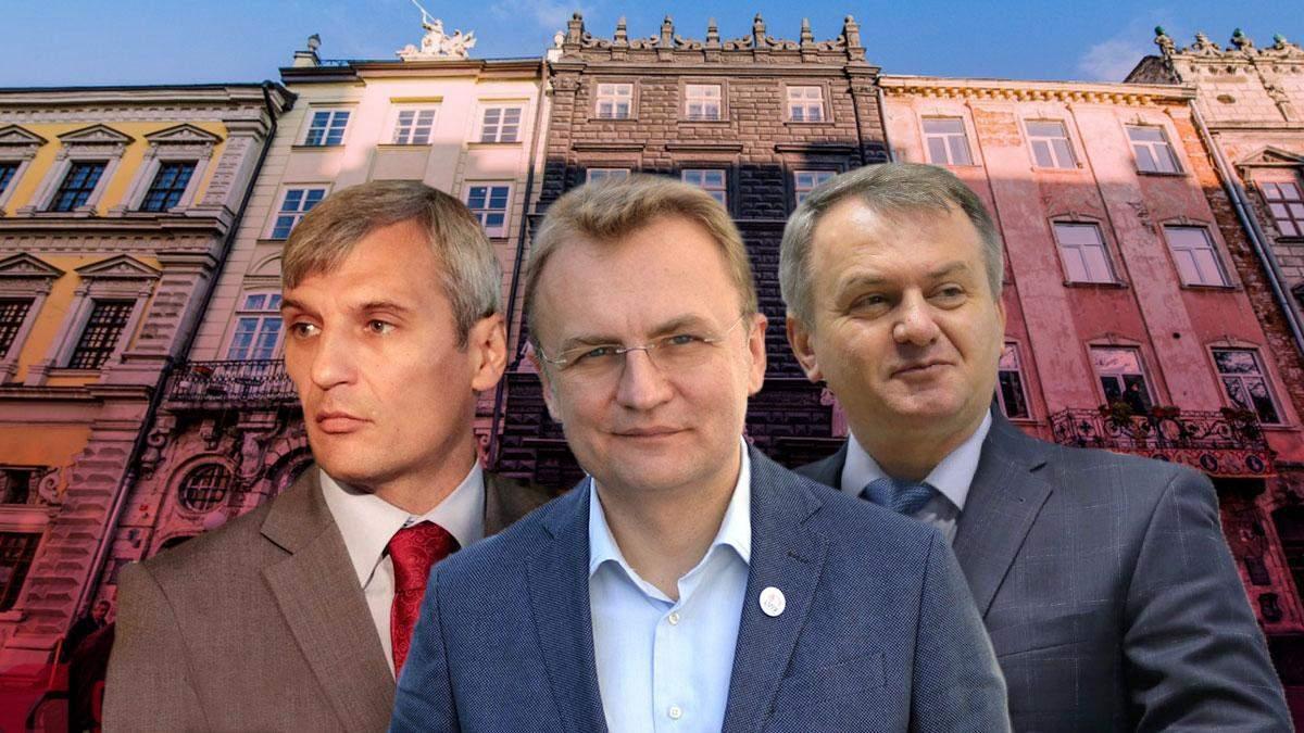 Кто идет в мэры Львова 2020 – кандидаты на местных выборах в этом году