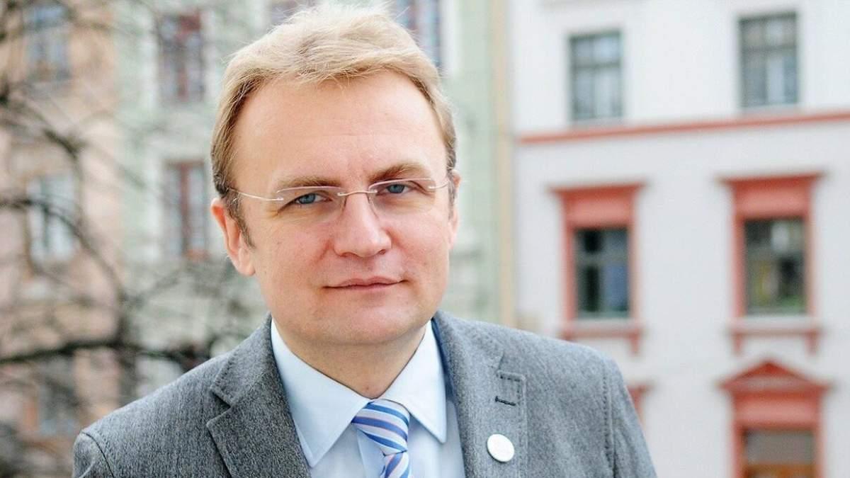 Львів вже пережив пік захворюваності на коронавірус, – Садовий